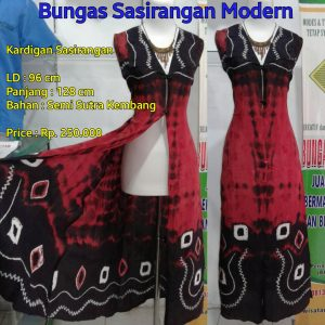 Producted by Bungas Sasirangan Modern
